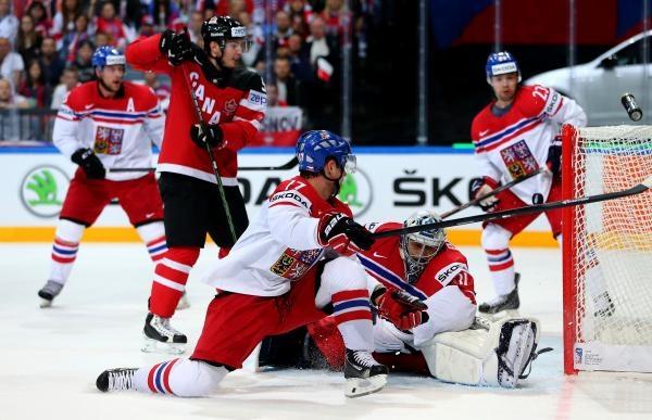 Hokej: Česko - Kanada