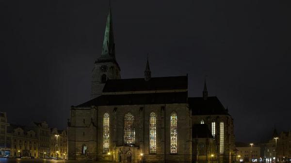 Slavnostní koncert Plzeňské filharmonie ke znovuotevření plzeňské katedrály