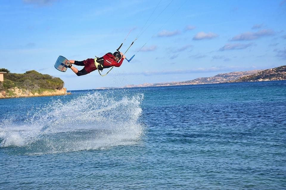 Výzva - Wakeboard a Kiteboard