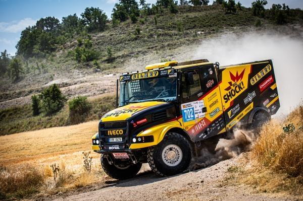 Motorismus: Dakar 2020