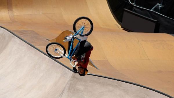 Výzva - Freestyle BMX