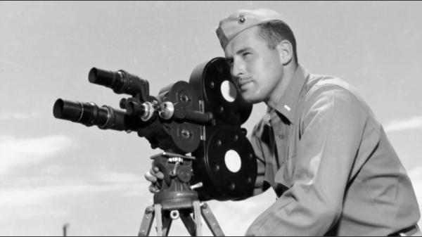 Kameraman z Iwo Jimy