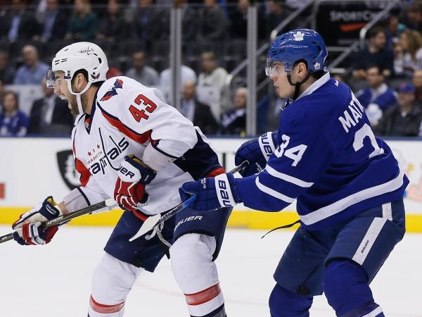 Washington Capitals - Toronto Maple Leafs