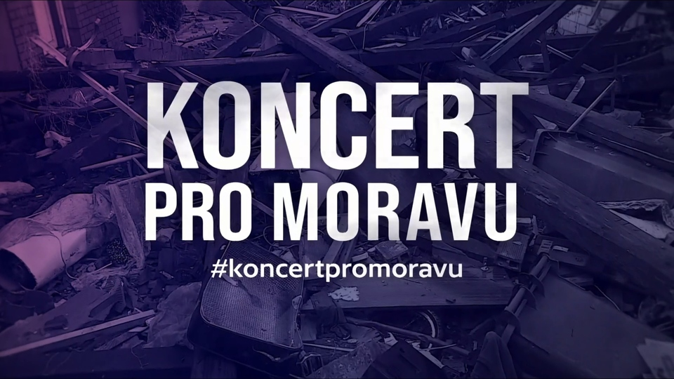 Koncert pro Moravu