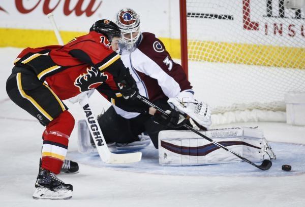 Colorado Avalanche - Calgary Flames