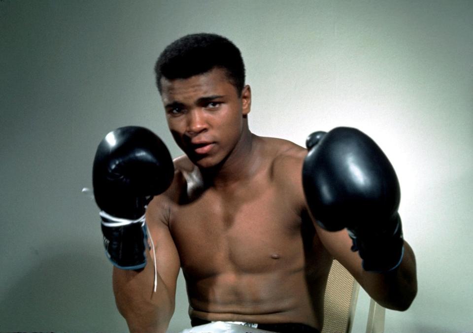 Nesmrteľní - Xavi a Rooney a Muhammad Ali