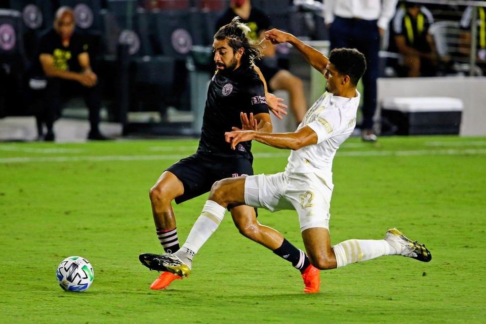 Inter Miami CF - Los Angeles Galaxy