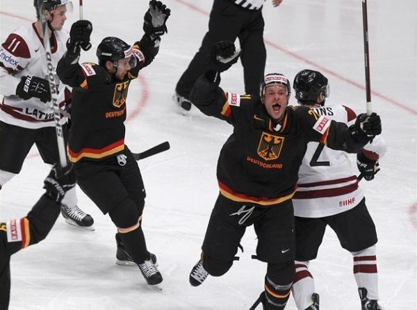 Hokej: Kazachstán - Německo