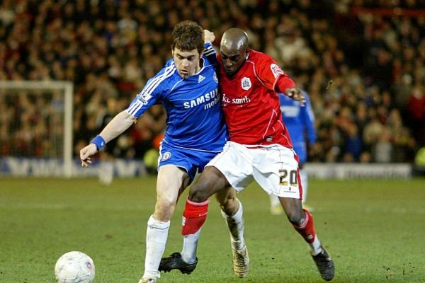 Chelsea FC - Barnsley FC