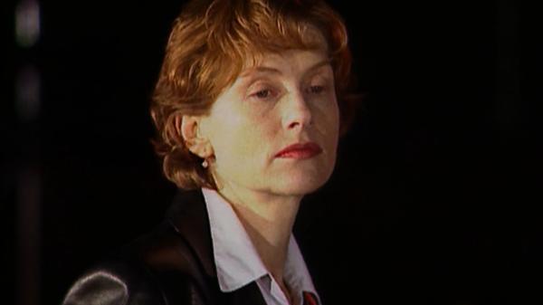 Dokument Isabelle Huppertová: Soukromý vzkaz