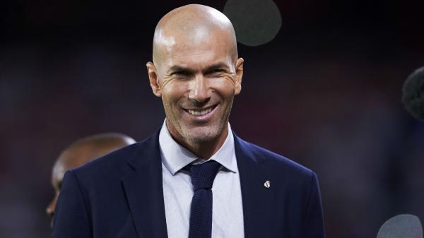 Futbaloví Velikáni - Zidane