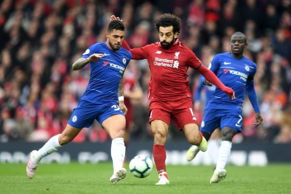 Fotbal: Liverpool FC - Chelsea FC