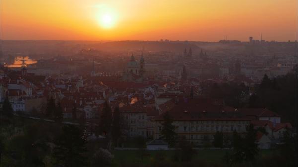 Dokument Barokní srdce Evropy