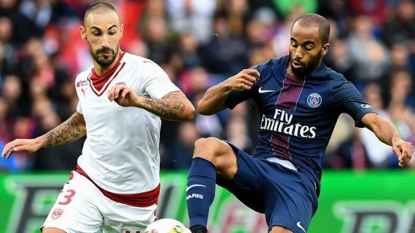 Girondins Bordeaux - Paris Saint-Germain