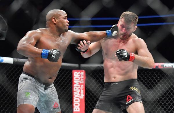 UFC 241: Cormier vs. Miocic 2