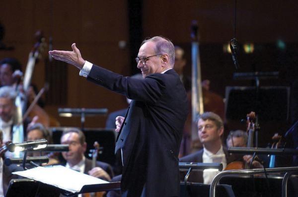 Morricone diriguje Morriconeho