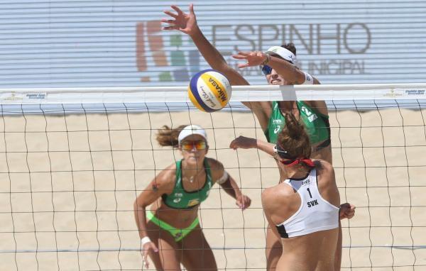 FIVB Beach Volleyball - Espinho