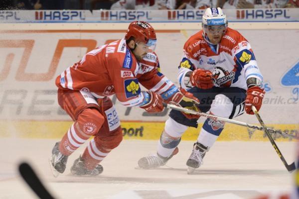 Hokej: HC Oceláři Třinec - HC Dynamo Pardubice