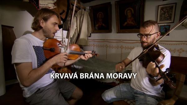 Krvavá brána Moravy