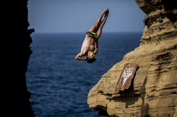 Cliff Diving World Series - Irsko Highlights