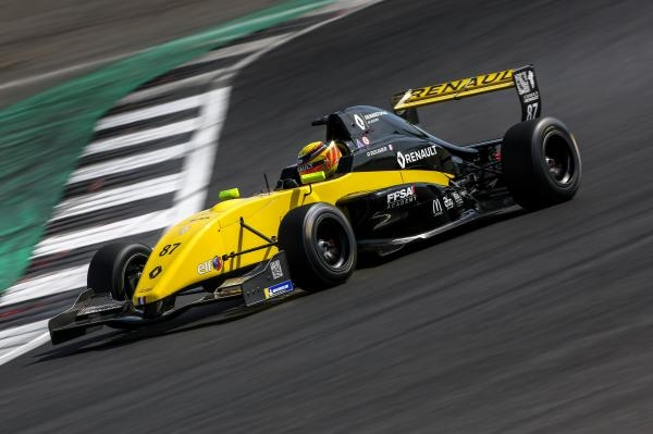 Formula Renault Eurocup 2020 – záznam