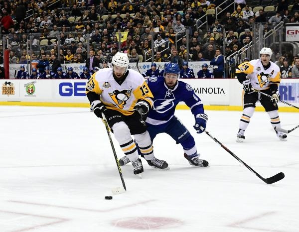 Tampa Bay Lightning - Pittsburgh Penguins