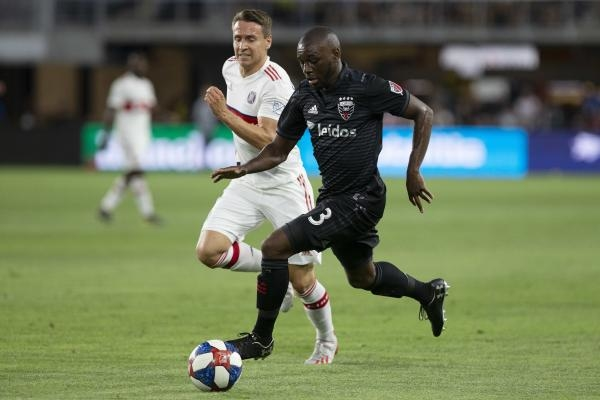 Chicago Fire - D.C. United 30.7.2019