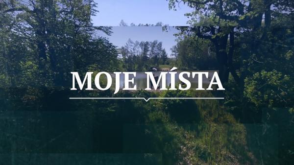 Dokument Moje místa: Alena Mornštajnová