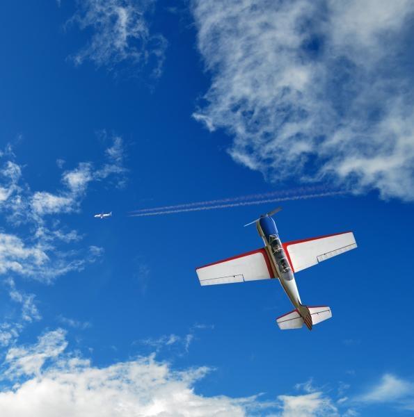 Letecký sport: MS v letecké akrobacii unlimited