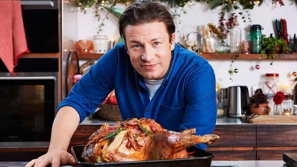Jamie vaří Vánoce