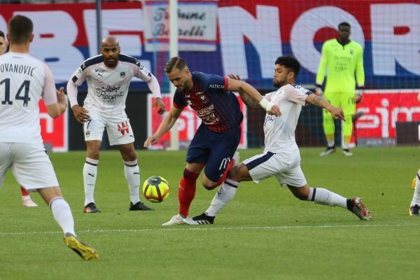FC Lorient - SM Caen