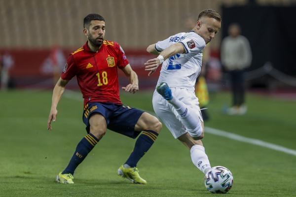 Fotbal: Španělsko - Polsko