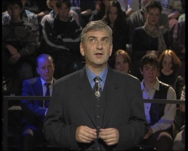 Miroslav Donutil ve Spirále