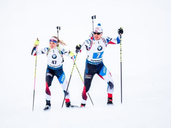 Biatlon: ME 2020 Bělorusko