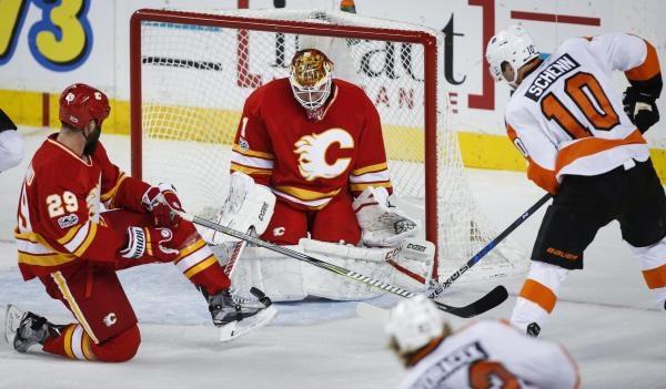 Philadelphia Flyers - Calgary Flames