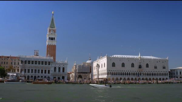 Dokument Benátky: Technologická výzva