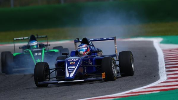 Italian F4 Championship - záznam