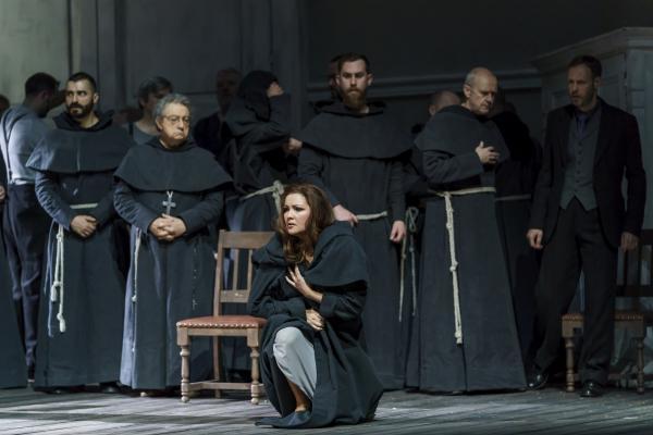 G. Verdi: Síla osudu