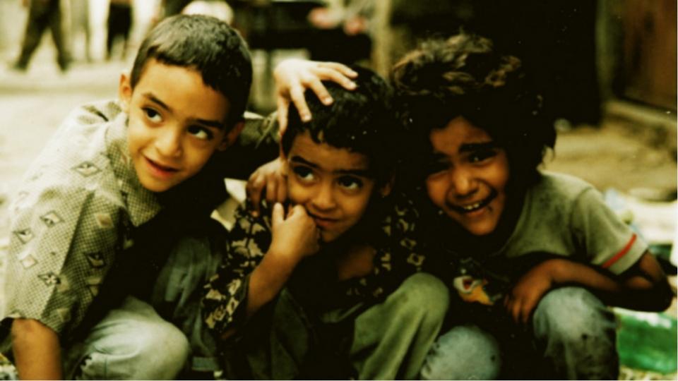 Dokument Irák - Válka, láska, Bůh a šílenství