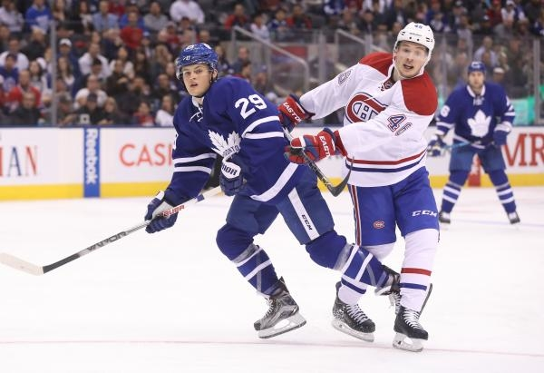Toronto Maple Leafs - Montreal Canadiens