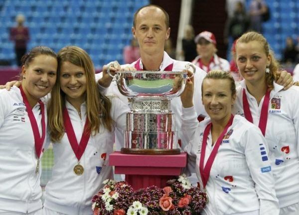 Tenis: Cesta za vítězstvím po 23 letech
