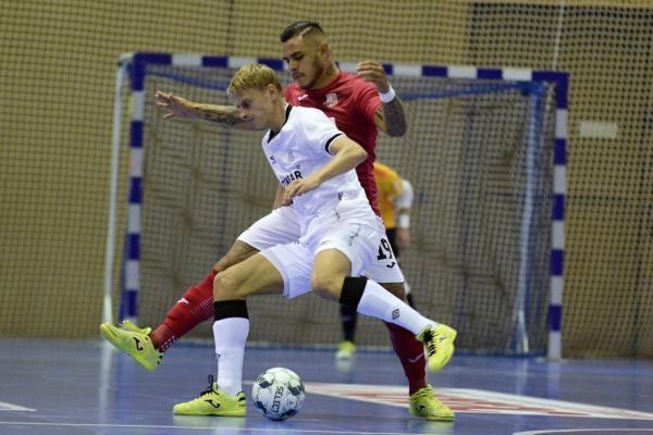 Futsal: FC Tango Hodonín - Dynamo PCO České Budějovice