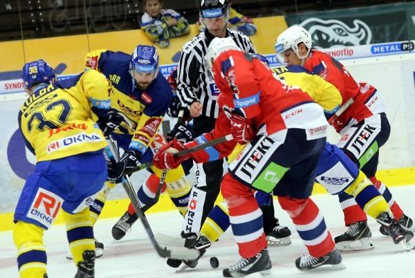 Hokej: HC Dynamo Pardubice - PSG Berani Zlín