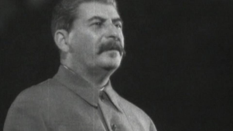 Dokument Stalin a třetí Řím