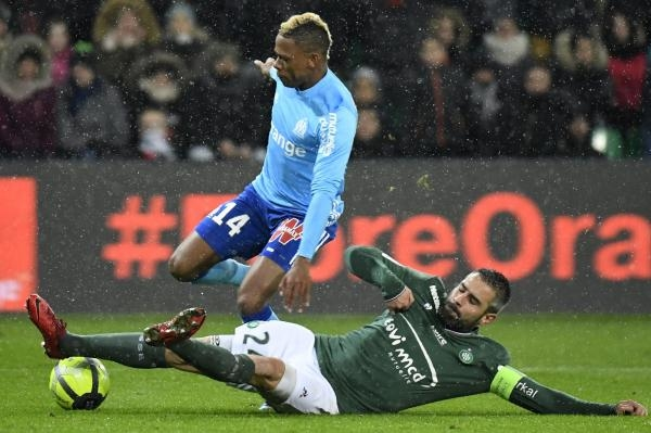 Olympique Marseille - AS Saint-Étienne