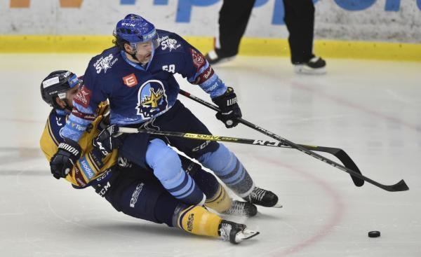 Hokej: HC Škoda Plzeň - Rytíři Kladno