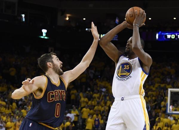 Finálová série NBA 2018