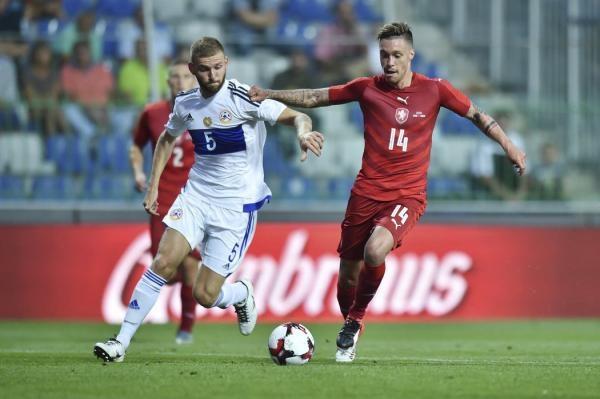 Fotbal: Česko - Ázerbájdžán