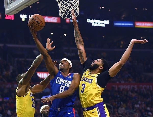 Los Angeles Lakers - Los Angeles Clippers