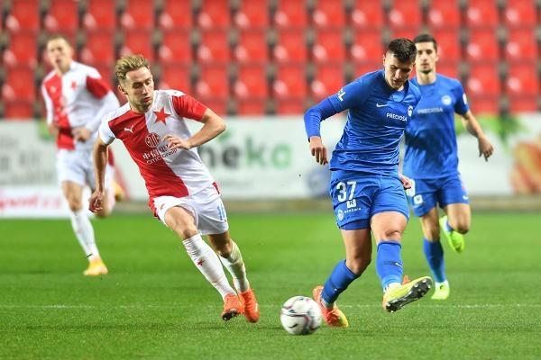SK Slavia Praha - tažení Evropou